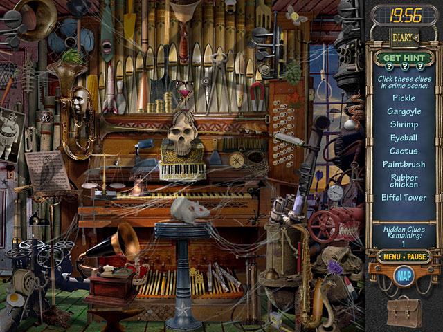 mystery case files ravenhearst ds